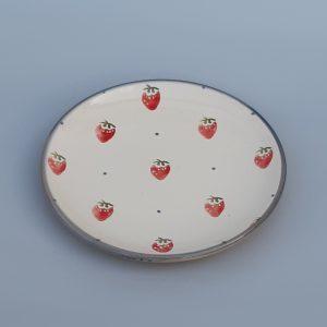 Epres kerámia tányér