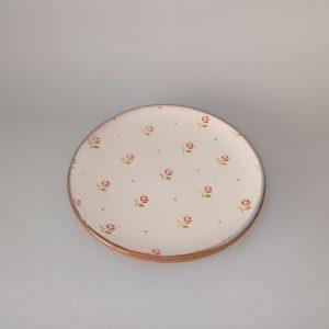 Rózsás tányér 20 cm