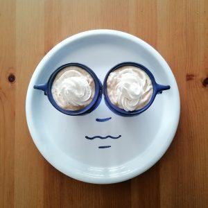 """""""Kávé-szemüveg"""""""