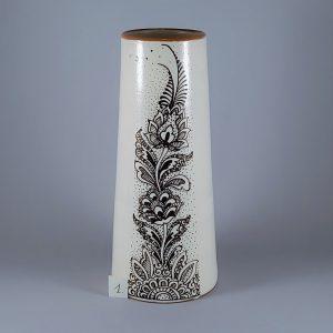 """""""Keleti"""" stílusú váza """"Henna"""" dekorral – 1"""