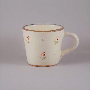 Rózsás mokkás csésze – 1,7 dl
